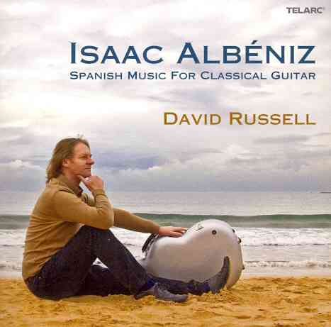 ALBENIZ:SPANISH MUSIC FOR CLASSICAL G BY RUSSELL,DAVID (CD)