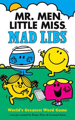 Mr. Men Little Miss Mad Libs By Price, Roger (CRT)/ Stern, Leonard (CRT)